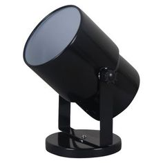 Brighten your space with the Mainstays Spotlight Accent Lamp. Featuring a glossy black metal finish, it coordinates well with most pre-existing furnishings and decor. This versatile lamp can be used as an accent light, spotlight or uplight. Indian Home Decor, Diy Home Decor, Room Decor, Desk Lamp, Table Lamp, Tiffany Art, Small Lamps, Black Lamps, Black Metal