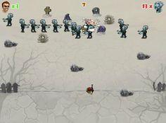 Destruye a esta plaga de zombies y evita una invasión! http://mundobanana.com/Zombie-invaders-2-10003926.html