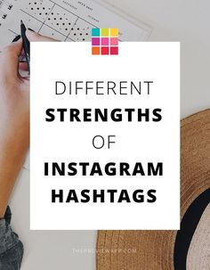 Social media tips | Instagram hashtags vary in density. This is how to choose your Instagram hashtags so you can make the best hashtag list for your photo.