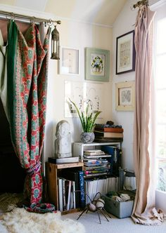 BoHo Home: 30 ways to go beyond the bed with kantha quilts