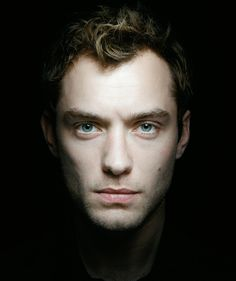 Jude Law by Platon