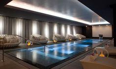 New Premium Health Club & Spa – Potsdamer Platz - Holmes Place wellness spa