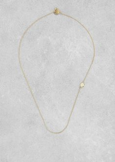 Delicate chain necklace | Delicate chain necklace | & Other Stories (19€)