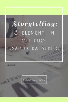 #storytelling #marketing #digitalmarketing #visualstorytelling #imprenditrici #freelance #freelancecopywriter