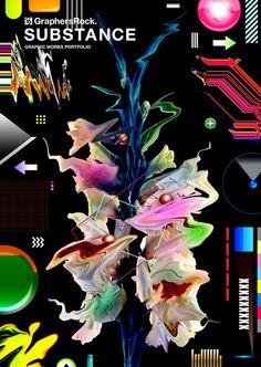 YEAH Art Art director Poster Artwork Visual Graphic Mixer Composition Communication Typographic Work Digital