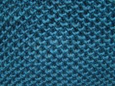 Brioche stitch - double Cast on an even number of stitches Repeat * to * Row 1:Knit Row 2:*K1, in next stitch insert needle in stitch below and knit through both l...