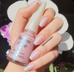 Pearly We talked to nail-care experts to know exactly what you need t Nail Polish Designs, Cool Nail Designs, Nail Polish Colors, Nails Design, Diy Nails, Manicure, Maroon Nail Designs, Maroon Nails, Healthy Nails