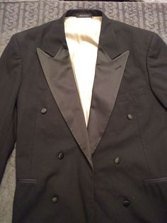 9ab5f95a1 CHAPS RALPH LAUREN TUXEDO COAT. EXTRA LARGE. GREAT CONDITION #fashion  #clothing #