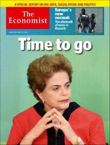 Expelida pela Fortune da lista dos mais influentes, Dilma brilha no ranking dos líderes mais decepcionantes do mundo | Augusto Nunes - VEJA.com
