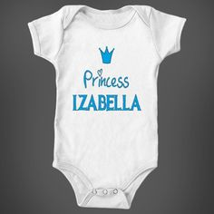 Frozen Princess Izabella Baby Girl Name