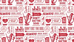 In this identity design case study, designer Matt Stevens walks us through his logo design process for client JJ's Red Hots.