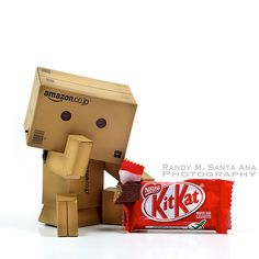Danbo Kitkat - Pesquisa do Google