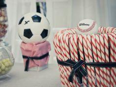 Happy Party: Sweet Table y Decoración para {una comunión muy deportiva}