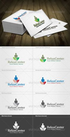 Relax Center Logo