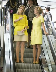 Queen Maxima Attends a Conference in Den Haag   MYROYALS &HOLLYWOOD FASHİON-June 20, 2014