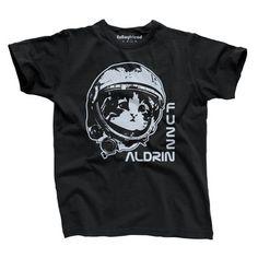 Fab.com   Fuzz Aldrin Ladies T-Shirt