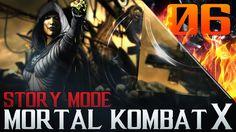 Mortal Kombat X Story Mode | Chapter 6 D'vorah