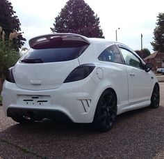 Vauxhall Corsa D VXR
