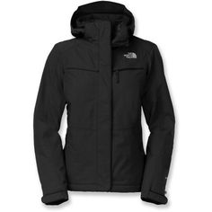 The North Face Inlux Insulated Jacket - Women's  warm enough? black/black or navy/coral