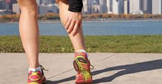 Calf pain is a common complaint among runners. Your calf is actually a group of two muscles located in the back of your lower leg. Straining or tearing the muscles creates discomfort ranging from a mild aching when running to a sharp pain even at rest. Calf pain can also occur if you increase the intensity, distance or duration of your workouts...