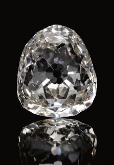 THE PROPERTY OF THE ROYAL HOUSE OF PRUSSIA: The Beau Sancy. The 35-carat diamond was worn by Marie de Medici in 1610 at her coronation as Queen Consort of Henri IV.