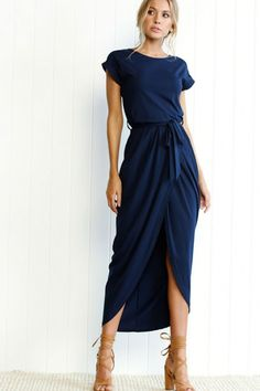 ec0031a6669a ΦΟΡΕΜΑΤΑ · ❤ We love this! Maxi φόρεμα με σκίσιμο