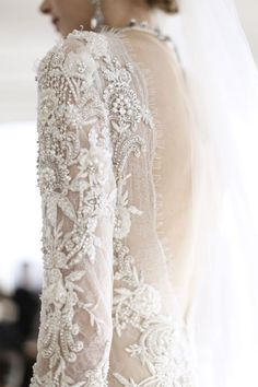 // Our bridal haute-couture, sur-mesure, designers dresses inspiration worldwide Marchesa Bridal Spring 2017 / Wedding Style Inspiration / LANE Pretty Wedding Dresses, Perfect Wedding Dress, Boho Wedding Dress, Bridal Dresses, Wedding Gowns, 2017 Wedding, Backless Wedding, Marchesa Spring, Marchesa Bridal