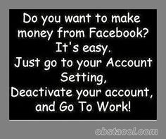 Do you want to make money from facebook
