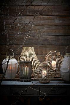 AUTUMN / WINTHER 2015, Lene Bjerre, Aggie Lantern, Agathia lantern & Ilena lantern