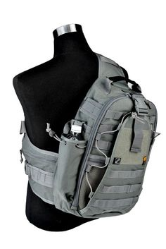 City Ranger Shoulder Pack $95.00 @ http://www.jtechgear.com/