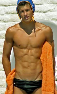 "twinktyme: ""waywardcollectioncandy: ""black speedo & an orange towel … my next halloween costume …"" BABY… BABY "" Insanely sexy Guys In Speedos, Speedo Boy, Boys Swimwear, Skinny Guys, Bikini, Swimsuit, Swim Team, Male Man, Shirtless Men"