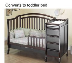 Crib Changing Table Dresser Combo Cakepins.com