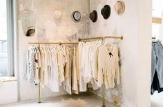 Vintage Mode, Vintage Shops, Retro, Wardrobe Rack, Vienna, Furniture, Shopping, Showroom, Home Decor