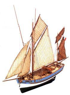 Marie Jeanne AL20170 Historic Scale Model Ship Kit by Artesania Latina