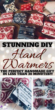 Diy Gifts Cheap, Easy Handmade Gifts, Diy Crafts For Gifts, Handmade Christmas Gifts, Handmade Home, Christmas Sewing Gifts, Homemade Gifts For Christmas, Diy Gifts For Men, Diy Gifts Small