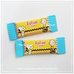 Chocolate Personalizado Snoopy