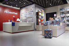 Reisenthel - Flagship-Store Berlin - Retail | Marken- und Design-Agentur Zeichen & Wunder | Corporate Design CD | Corporate Identity CI | Messe Retail PoS