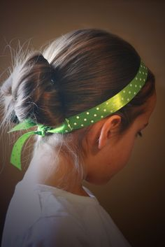 Ribbon Headband Tutorial - Cranial Hiccups
