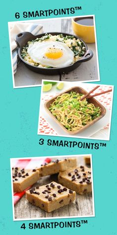 Weight Watchers fans! Get these delicious Hungry Girl recipes with LOW SmartPoints! From breakfast to dessert, we've got you covered!
