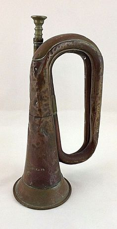 Boosey & Hawkes Antique Brass & Copper Bugle