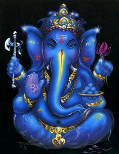 Ganesha ~ Remover of Obstacles Lord Ganesha, Jai Ganesh, Shree Ganesh, Lord Shiva, Lord Krishna, Ganesha Pictures, Ganesh Images, Ganesha Tattoo, Ganesha Art