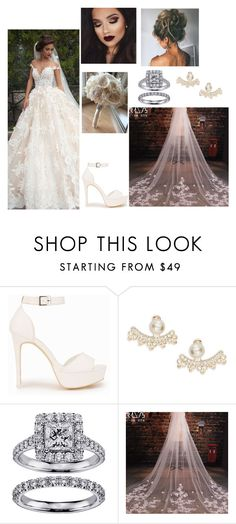 """""""Happy Ever After"""" by paulinha10miranda on Polyvore featuring Nly Shoes, Kate Spade and Sola"""