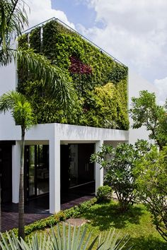 Thao Dien House, Ho Chi Minh, 2014 - MM ++ ARCHITECTS