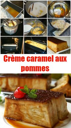 Creme Caramel, Paradis, French Toast, Chicken, Meat, Fruit, Breakfast, Sweets, Food