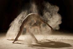 [ART] Nu dans la farine par Ludovic Florent - Openminded le blogOpenminded le blog