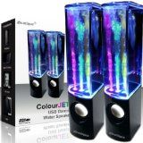ColourJets USB Dancing Water Speakers - €21,54 - Daily Deals Catalog
