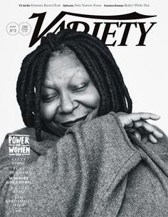 Whoopi Godlberg, Variety Magazine