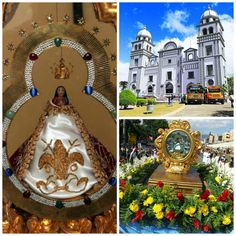 Strong devotion to Our Lady of Suyapa in Honduras.