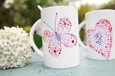 Porzellan bemalen - ein lustiges und kreatives Hobby