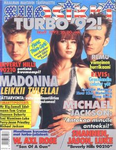 90-luvun ikimuistoisimmat nuorten televisio-ohjelmien tunnarit Mr Big, Old Commercials, Beverly Hills 90210, Magazine Articles, Backstreet Boys, Teenage Years, Spice Girls, Graceland, New Things To Learn